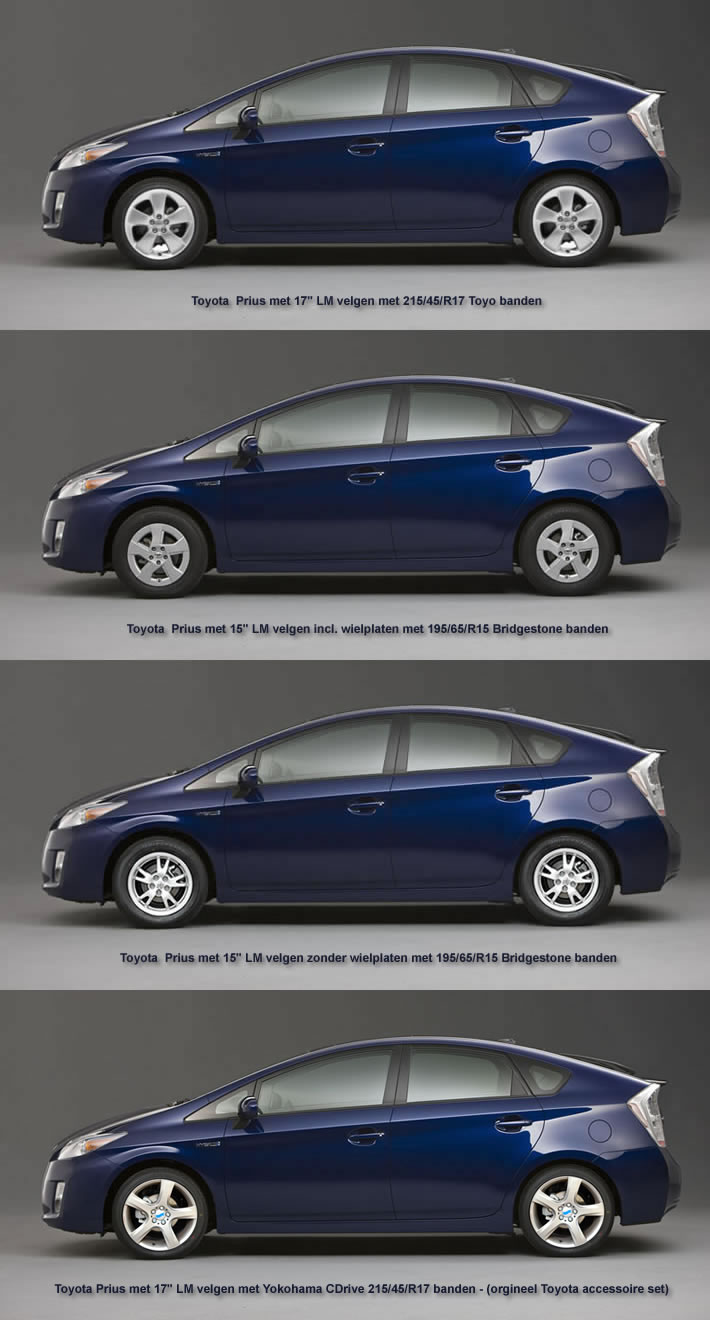 Prius 2009 Components
